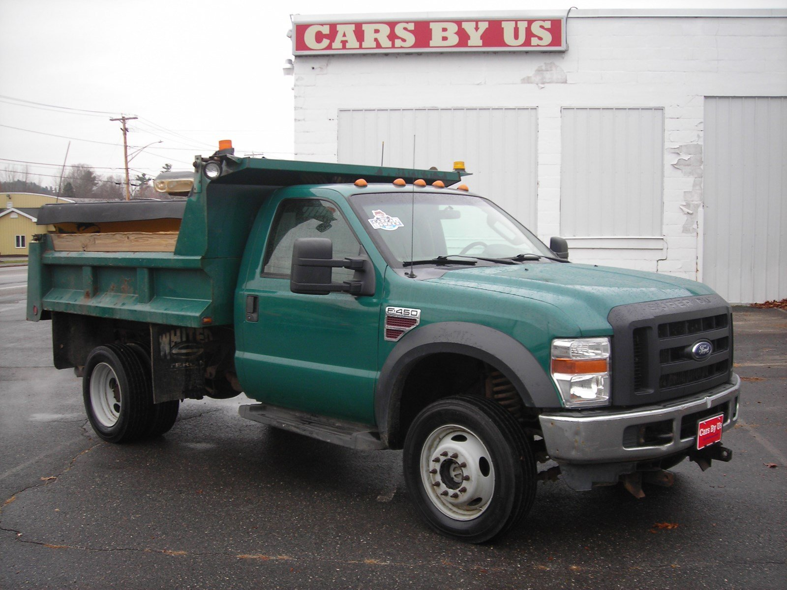 Pre-Owned 2008 Ford Super Duty F-450 DRW XL