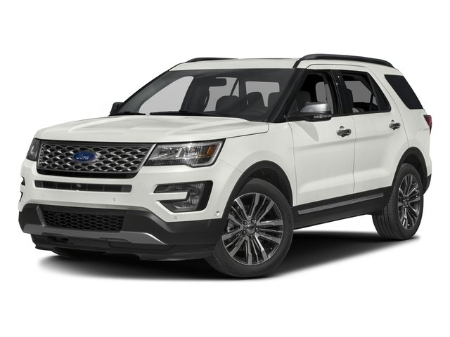 Pre-Owned 2016 Ford Explorer Platinum