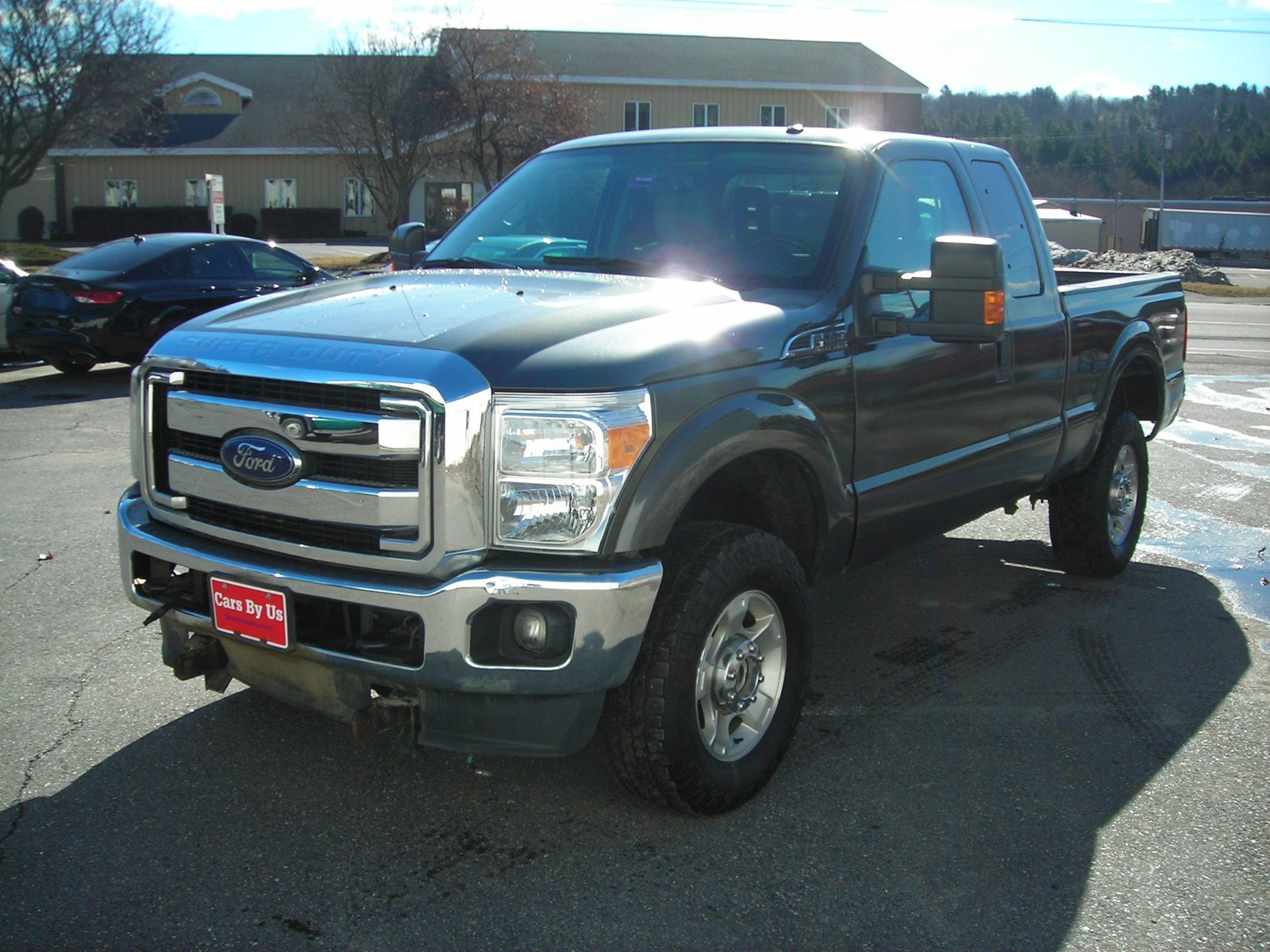 Pre-Owned 2016 Ford Super Duty F-250 SRW XLT