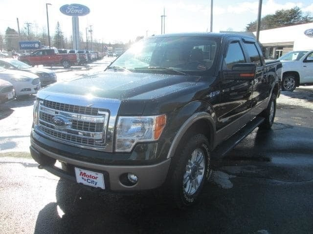Pre Owned 2013 Ford F 150 Lariat 4wd