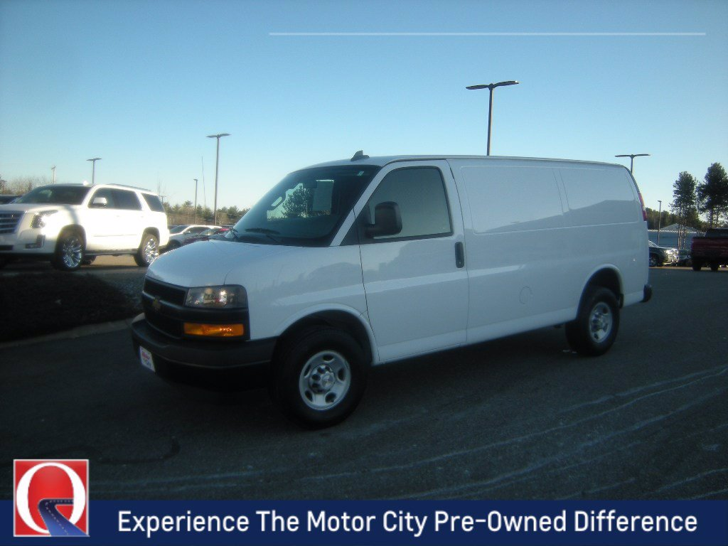 Pre-Owned 2019 Chevrolet Express Cargo Van VAN RWD 2500 135