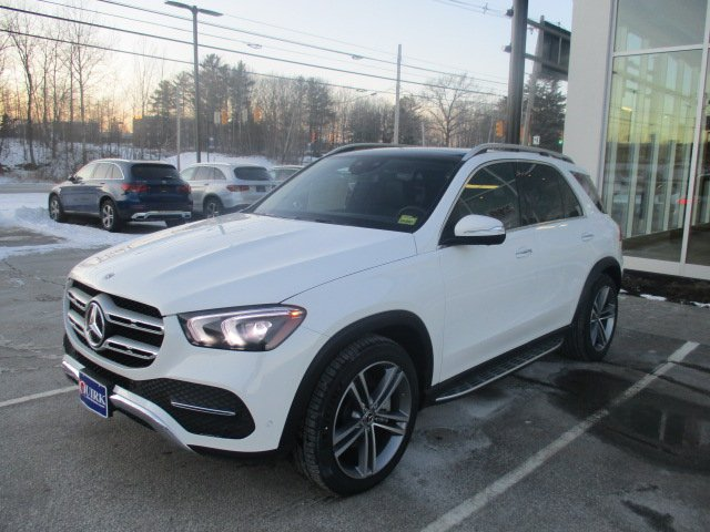 New 2020 Mercedes-Benz GLE 450 4MATIC®