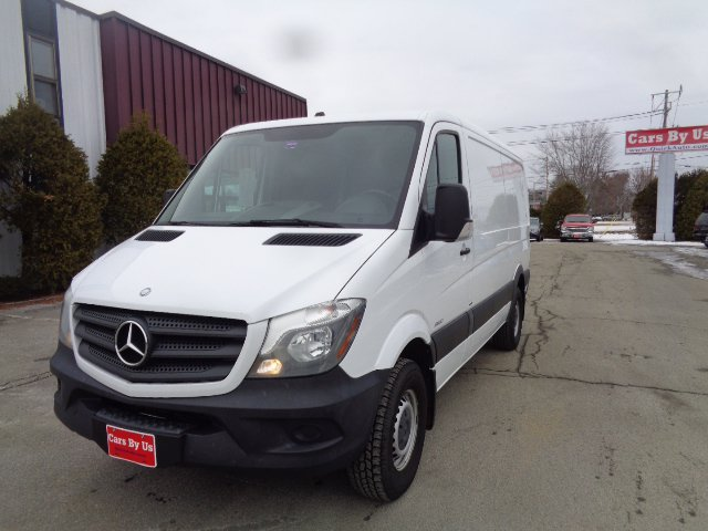 Pre-Owned 2015 Mercedes-Benz Sprinter Cargo Vans 2500 144