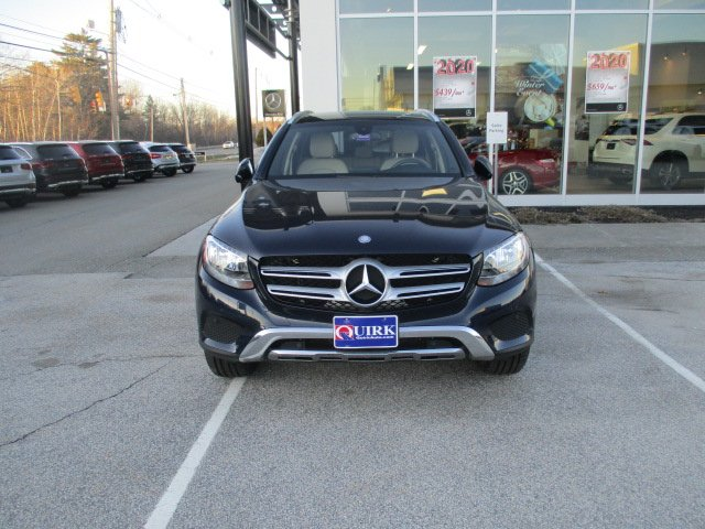 Certified Pre-Owned 2017 Mercedes-Benz GLC 300 4MATIC®
