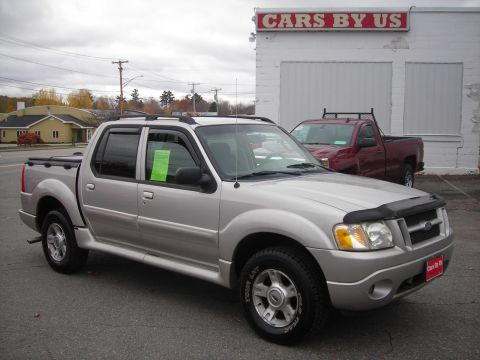 Pre-Owned 2004 Ford Explorer Sport Trac XLT Premium