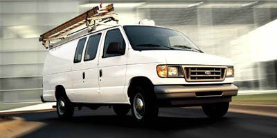 Pre-Owned 2005 Ford Econoline Cargo Van Recreational