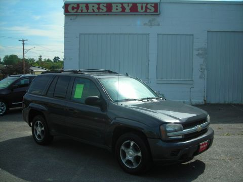 Pre-Owned 2007 Chevrolet TrailBlazer LS