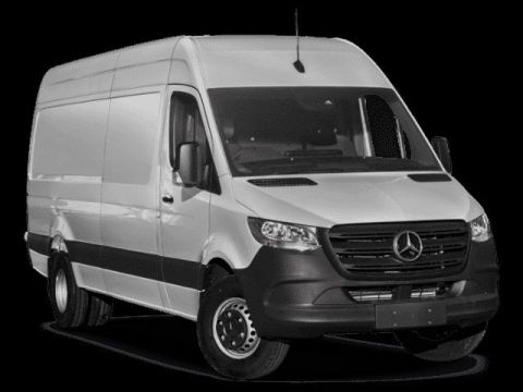 New 2019 Mercedes-Benz Sprinter 3500XD High Roof 170 RWD