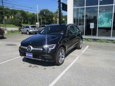 New 2020 Mercedes-Benz GLC 300 4MATIC®