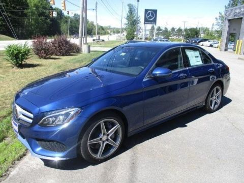 New 2017 Mercedes-Benz C 300 4MATIC® C 300
