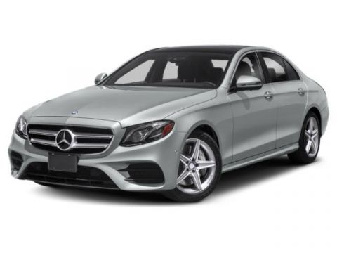 Certified Pre-Owned 2017 Mercedes-Benz E 300 4MATIC® E 300 Sport